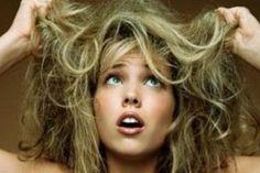 Come asciugare i capelli crespi - Beauty
