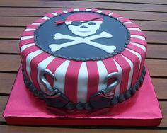 Maria Eugenia Cevey: torta pirata