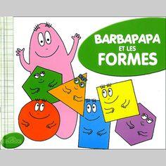 Barbapapa et les formes