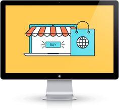 Diseño de tiendas online a medida. Diseño atractivo, eficaz y funcional. Una tienda online con la que convertirte en el referente de tu sector. ¡Infórmate!