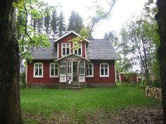 Svensk træhus