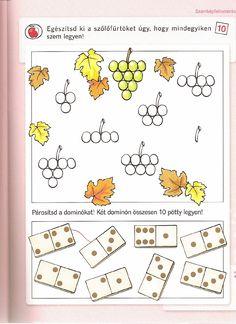 DIFER Fejlesztő füzetek Számolás Kindergarten Projects, Cicely Mary Barker, Preschool, Bullet Journal, Games, Letter L, Kid Games, Creative, Kid Garden