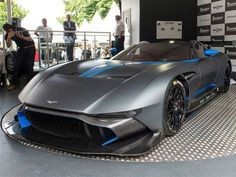 The Aston Martin Vulcan Is Hitting This US City For Black Friday | automotive99.com