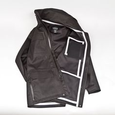 Brixton Wheeler Jacket Black LR MSRP $55