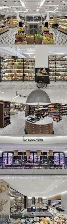 34 Meilleures Images Du Tableau Amenagement Magasin Supermarket