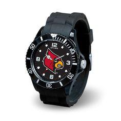 Louisville Cardinals NCAA Spirit Series Mens Watch