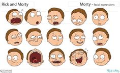 Rick and Morty Storyboard Guidelines - Imgur