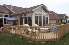 sunroom and patio designs | ... Photo Gallery,Sunrooms By Team Cedar Falls Iowa,Sunroom Design