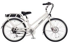 Pedego 26 StepThru City Commuter White 48V15AH -- Learn more by visiting the image link.