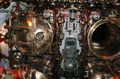 old submarine inside - Google Search
