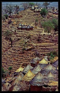 Village of Oudzilla Cameroon