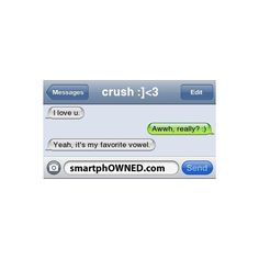 SmartphOWNED - Fail Autocorrects and Awkward Parent Texts found on Polyvore