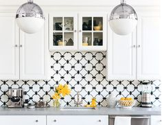 See more images from the most amazing kitchen backsplashes ever on domino.com