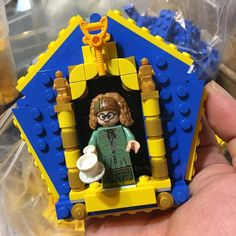 348 # Lego Micro Figur aus Harry Potter