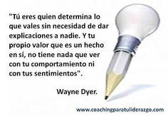 Tu tienes la capacidad de determinar tu valor... no lo dudes nunca! #superacion #coaching