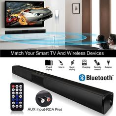 Subwoofer Speaker, Stereo Speakers, Wireless Home Theater System, Surround Sound Bar, Double Usage, Monitor, Home Theater Tv, Loudspeaker Enclosure, Home Theater