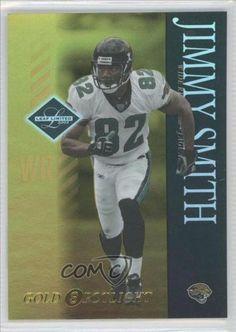 93ee0bb65 Jimmy Smith  12 25 Jacksonville Jaguars (Football Card) 2003 Leaf Limited  Gold Spotlight  45 by Leaf Limited.  25.00. 2003 Leaf Limited Gold  Spotlight  45 ...