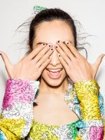 11 Photos That Prove Nail Art Is Cool Again #refinery29  http://www.refinery29.com/nail-art-trend-fashion-week-spring-2015