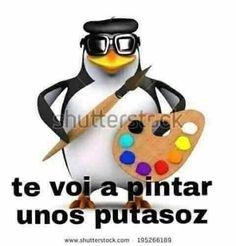 Memes Estúpidos, Stupid Memes, Memes Roblox, Pingu Memes, Funny Images, Funny Pictures, Spanish Memes, Funny Spanish, Wholesome Memes