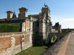 Anet, Chateau de Daniel Hennemand