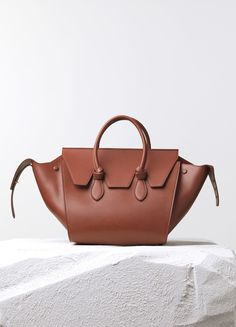 Saddle colored Celine