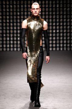 Golden surcoat