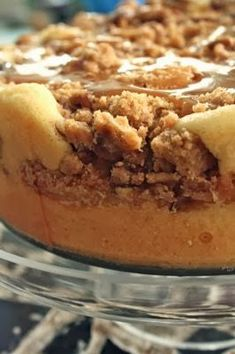 Apple Coffee Cake Caramel Apple Coffee Cake, a big 'ole hunk of fall lovin'!Caramel Apple Coffee Cake, a big 'ole hunk of fall lovin'! Apple Recipes, Sweet Recipes, Cake Recipes, Dessert Recipes, Recipes Dinner, Healthy Recipes, Coffee Recipes, Cupcakes, Cupcake Cakes