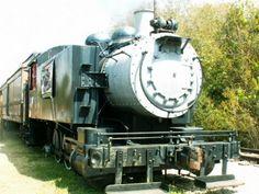 Florida Railroad Museum in Sarasota, FL.