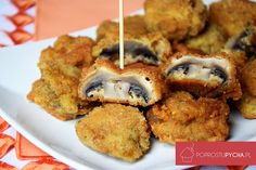 Appetizer Recipes, Appetizers, Party Finger Foods, Tortellini, Food Design, Muffin, Food And Drink, Menu, Yummy Food