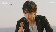 Bride of the Water God Episode 2 Bride Of The Water God, Nam Joohyuk, Joo Hyuk, Drama Movies, Denial, Korean Actors, Korean Drama, Kdrama, Chicken