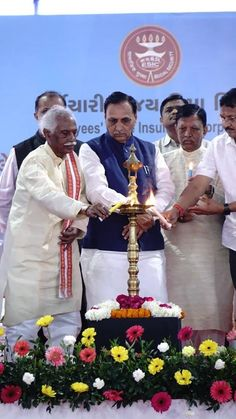 Inaugurated the 100 bedded ESIC Hospital at Ankleshwar, Gujarat along with Shri Vijay Rupani ji, Hon'ble Chief Minister of Gujarat and Shri Deepak Kumar ji, Director General of ESIC.