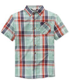 Ambig Buzzard Plaid Pocket Shirt