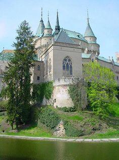 Bojnice Castle Slovakia: http://www.europealacarte.co.uk/blog/2011/03/20/castles-europe/