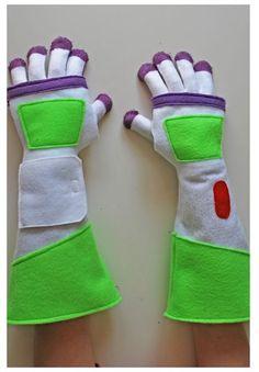 Buzz lightyear! Arms