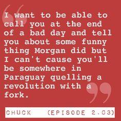 """Chuck Episode 2.03 """"Chuck Versus the Breakup"""""""
