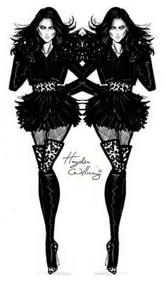 'Black Magic' by Hayden Williams by Fashion_Luva, via Flickr
