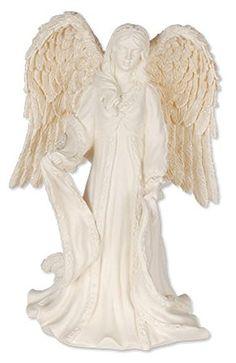 Angelstar Angel of Grace Keepsake Figurine, 8-1/2-Inch, I... https://www.amazon.com/dp/B003TOCWGO/ref=cm_sw_r_pi_dp_x_pVyyybA9EN3EN