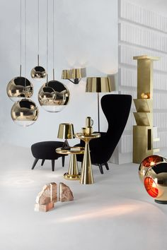 Tom Dixon at Salone del Mobile 2014