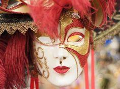Fasching, Deko, Karneval, Maske