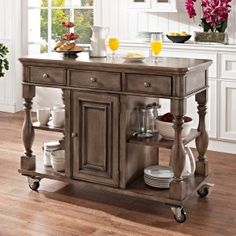 Kitchen & Dining : Kitchen Islands and Carts | Hayneedle.com - $770