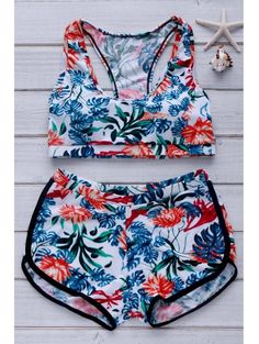 GET $50 NOW | Join Zaful: Get YOUR $50 NOW!http://m.zaful.com/scoop-neck-leaf-print-bikini-set-p_58827.html?seid=1920474zf58827