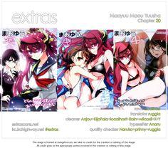 """Maoyuu Maou Yuusha - """"Kono Watashi no Mono Tonare, Yuusha yo"""" """"Kotowaru!"""" 20: For Our Mother Earth! at MangaFox.me"""