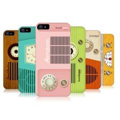 Head Case Designs Vintage Radio Phone Hard Back Case Cover for Apple iPhone 5 5S   eBay