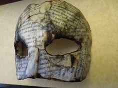 Burned Book Mask 3 by raena-nayrue.deviantart.com