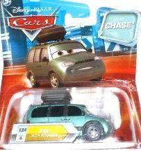 Disney  Pixar CARS Movie 155 Die Cast Car with Lenticular Eyes Series 2 Van with Stickers Chase Piece -- Visit the image link more details. Disney Pixar Cars