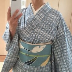 image Japanese Things, Japanese Outfits, Yukata, Textiles, Lingerie, Blazer, Pretty, Jackets, Clothes