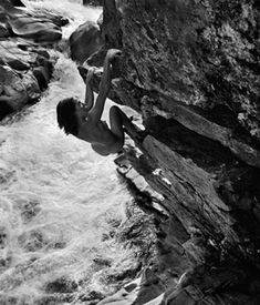 """Dean Fidelman """"Stone Nudes"""" is a collection of photos by Dean Fidelman for a calendar series celebrating the human form & the climbing spirit. Climbing Girl, Rock Climbing, Mountain Climbing, Walk The Earth, Action Poses, Nude Photography, Climbers, Cool Places To Visit, Gorgeous Women"""