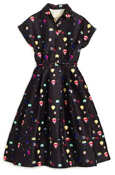 Kate Spade, New York Fashion Designer - marvellous balloon designs... bags, earrings, dresses, fabrics...