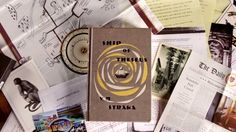 S. by J. J. Abrams and Doug Dorst | 17 Books We Loved In 2013