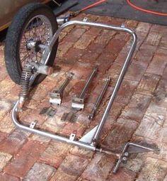 Florida Sidecar Products - SOA Eagle Sidecar Tricycle Bike, Trike Bicycle, Cargo Bike, Moto Bike, Bike With Sidecar, Bike Cart, Bicycle Design, Custom Bikes, Cars And Motorcycles